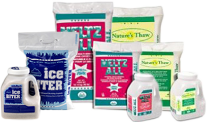 NSC Minerals packaged salt products